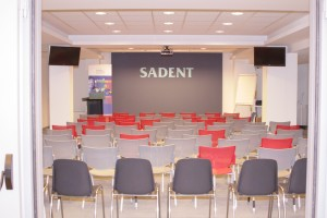 main lecture hall